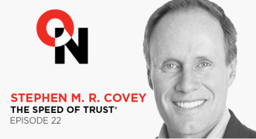 On Leadership with Scott Miller: #22 Stephen M. R. Covey