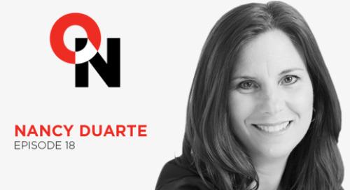On Leadership with Scott Miller: #18 Nancy Duarte