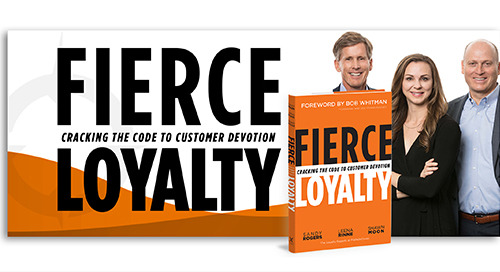 Sandy Rogers on Fierce Loyalty