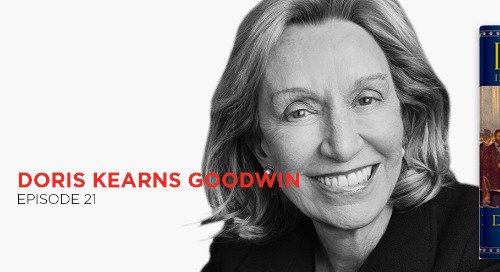 On Leadership With Scott Miller: Episode #21 Doris Kearns Goodwin