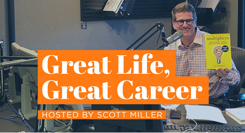Great Life, Great Career - Episode #3 Liz Wiseman