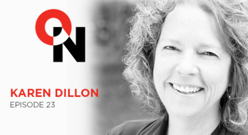 On Leadership with Scott Miller: #23 Karen Dillon