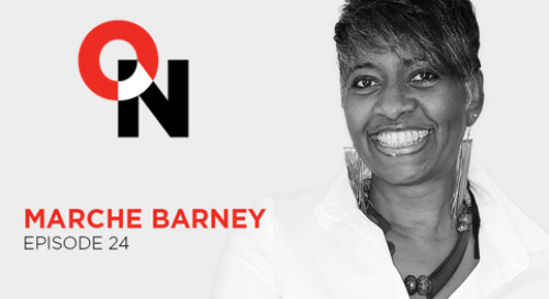 On Leadership with Scott Miller: #24 Marche Barney