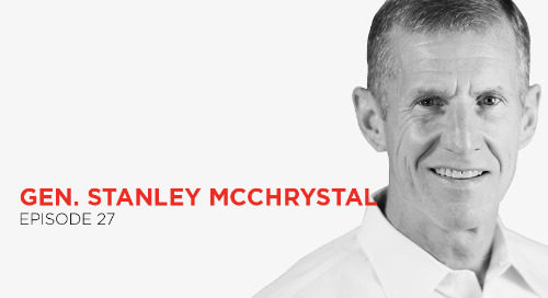 Leadership myths and realities: General Stanley McChrystal