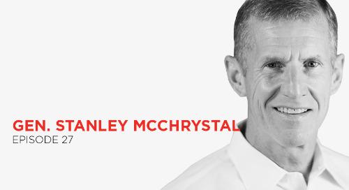 Leadership myths and realities: General Stanley McChrystal