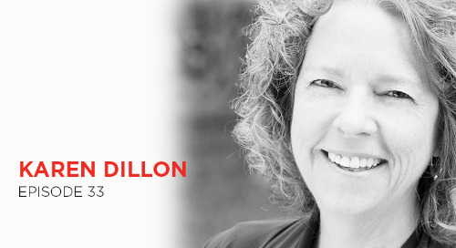Apathy is a fierce competitor: Karen Dillon