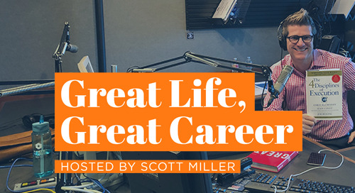Great Life, Great Career - Episode #9 Chris McChesney