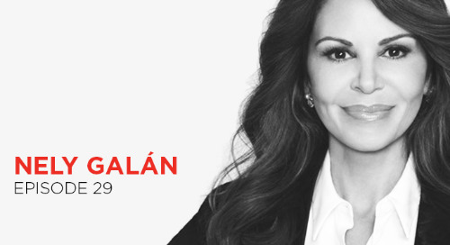 Fear has to become your best friend: Nely Galán