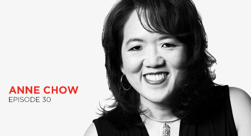 Be real, be true, be you: Anne Chow