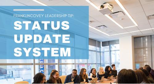 Status Update System