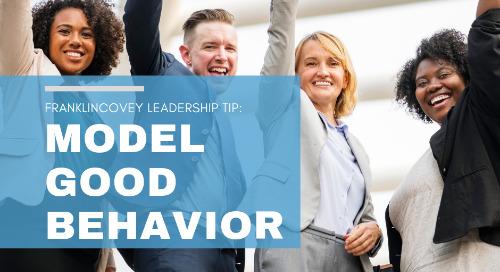 Model Good Behavior