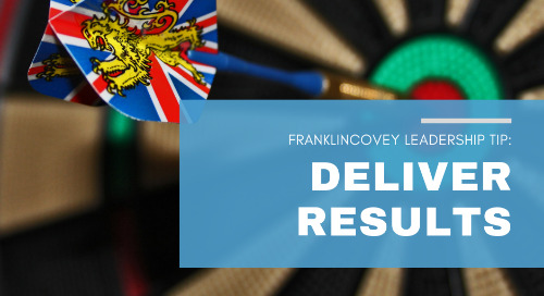 Deliver Results
