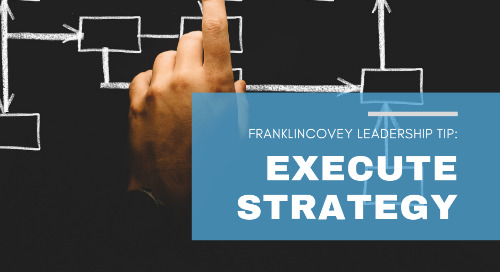Execute Strategy