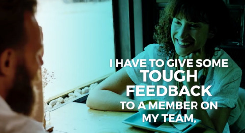 Confessions of a First-Level Leader: I'm Unprepared to Give Tough Feedback