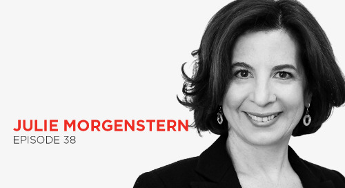 Manage the chaos: Julie Morgenstern