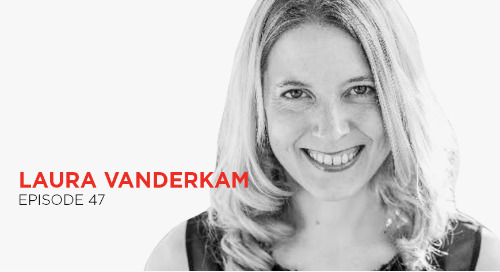 Achieve more at work and home: Laura Vanderkam