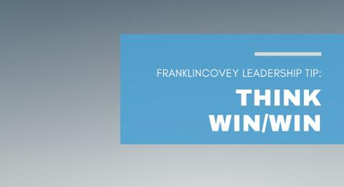 Think Win/Win