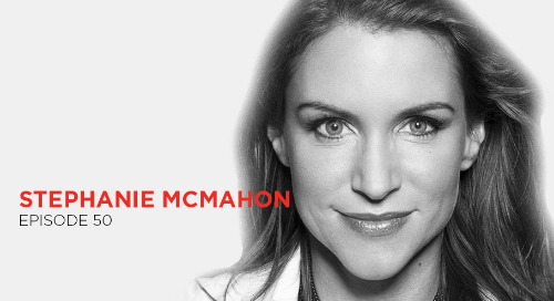 On Leadership with Scott Miller: #50 Stephanie McMahon