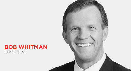 On Leadership with Scott Miller: #52 Bob Whitman