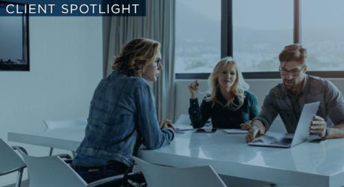 Client Spotlight - Consumer Goods
