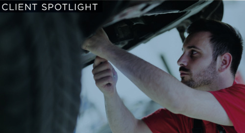 Client Spotlight - Automotive Industry