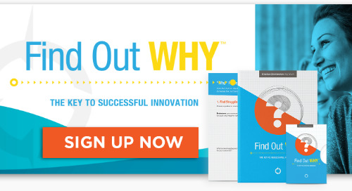 Find Out Why: The Key To Successful Innovation Webcast
