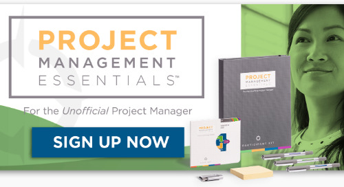 Project Management Essentials Webcast