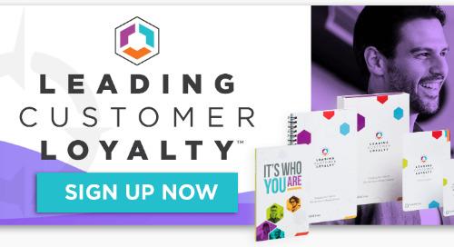 Leading Customer Loyalty Webcast