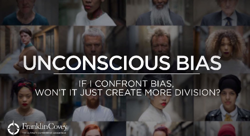 If I Confront Bias, Won't It Just Create More Division?