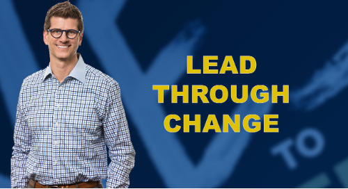 Lead Through Change