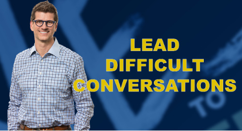 Lead Difficult Conversations