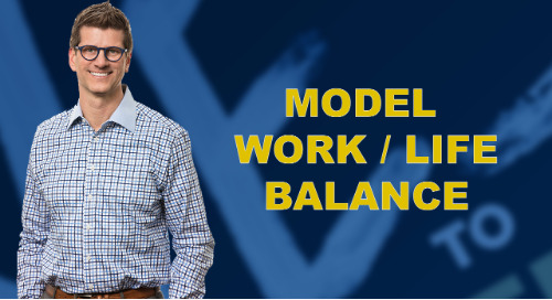 Model Work/Life Balance