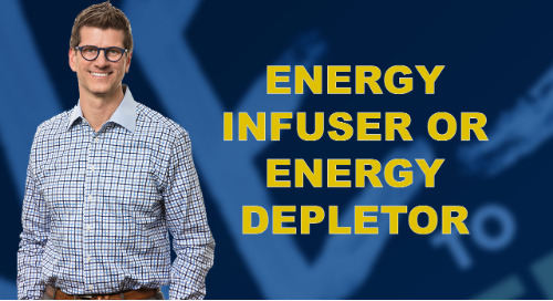 Energy Infuser Or Energy Depletor