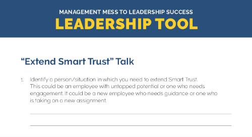 Extend Smart Trust - Tool