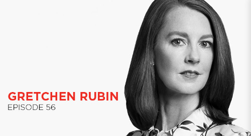 Clear the clutter: Gretchen Rubin