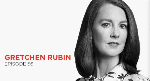 Clear the clutter: Gretchen Rubin
