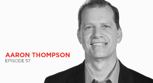 Take ownership of your career: Aaron Thompson