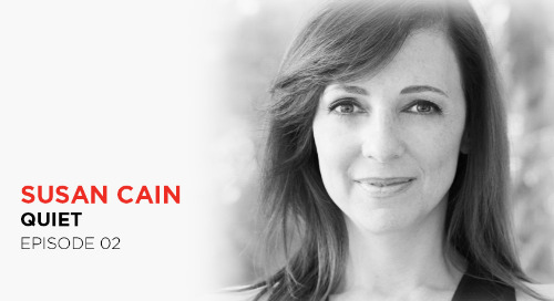 Harness the strength of introverts to change how you lead: Susan Cain