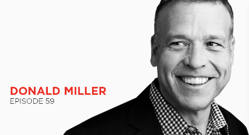 Your customer is the hero: Donald Miller