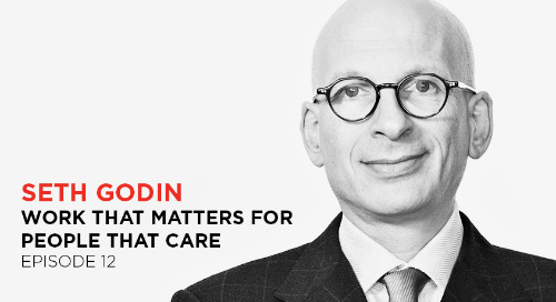 Work that matters for people who care: Seth Godin
