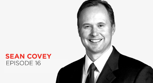 Developing the next generation of leaders: Sean Covey