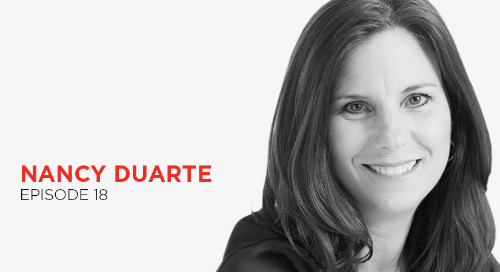 Stories to move your audience: Nancy Duarte