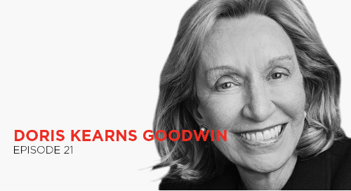 Iconic leadership: Doris Kearns Goodwin