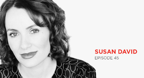 Becoming emotionally agile: Susan David