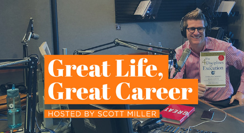 Your Ability to Execute | Chris McChesney | Great Life, Great Career