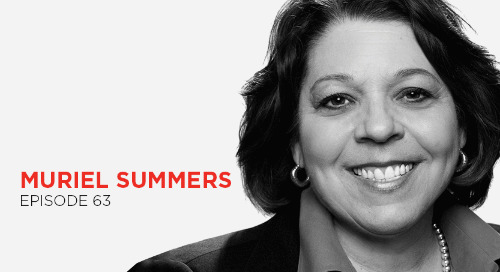 The future is so bright: Muriel Summers