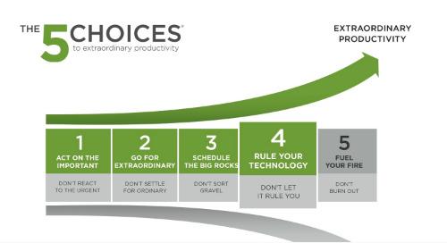 Choice 4: Rule Your Technology