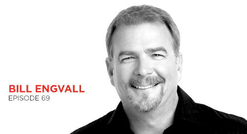All the world's a stage: Bill Engvall