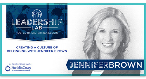 Creating a Culture of Belonging with Jennifer Brown