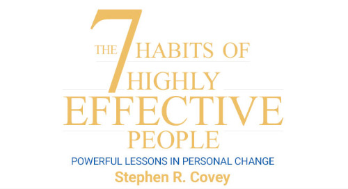 The 7 Habits of Highly Effective People - 30th Anniversary Edition